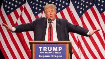 "Трамп говорит ""спокойно"" - фото 1"