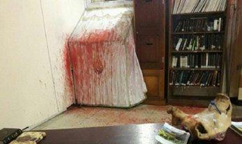 На могилу основателя хасидизма напали 20 декабря - фото 1