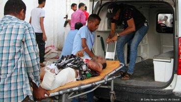 Примерно столько же человек получили ранения - фото 1
