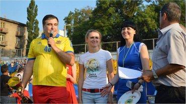 Соломия  Бобровская и ее команда - фото 1