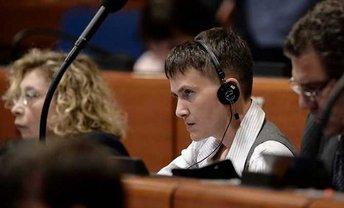 Савченко хочет регулярно встречаться с боевиками  - фото 1