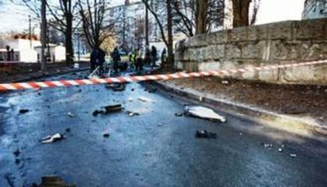В Донецке взорвали автомобиль местного предпринимателя - фото 1