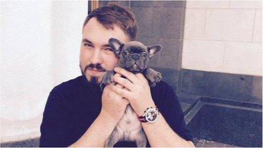 Нардеп Лозовой с собачкой - фото 1