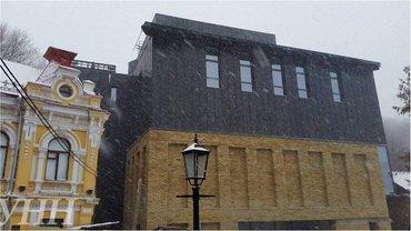 Киевляне не оценили архитектуру театра - фото 1
