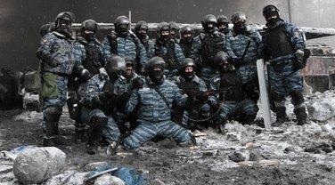 """Заместитель командира """"Беркута"""" Киева пошел на повышение - фото 1"""