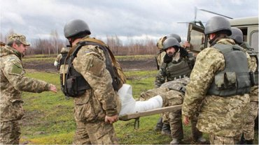 Половина совершенных обстрелов позиций ВСУ была из тяжелого вооружения - фото 1