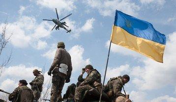 Украинские бойцы успешно отбили атаку боевиков - фото 1
