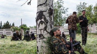 Боевики получили небоевые потери на Новый 2017 Год - фото 1