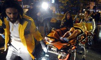 В результате теракта погибло 39 человек - фото 1