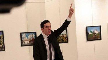 Мевлют Алтинташ следил за российским послом за несколько месяцев до убийства - фото 1