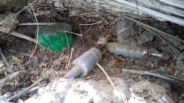 Сапёры обнаружили и обезвредили три самодельных взрывных устройства - фото 1