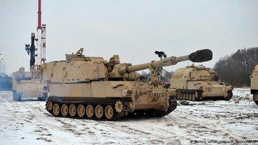 США перебрасывают технику и личный состав вооруженных сил для защиты от России - фото 1