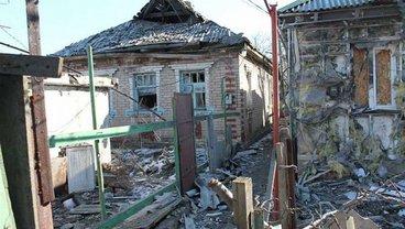 В дом, где находились дети, попала 82мм мина - фото 1