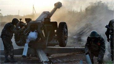Боевики продолжают обстреливать Авдеевку - фото 1