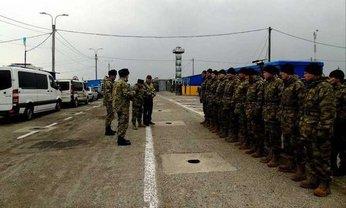"""В ВСУ рассказали о """"захвате"""" базы батальона на границе с Крымом - фото 1"""