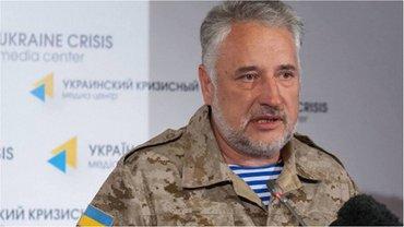 Жебривский выступает за создание экспертной группы по вопросу блокады - фото 1