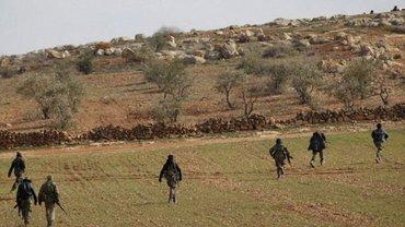 Российские военные разбомбили позиции ВС Турции - фото 1
