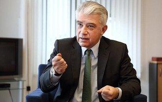 Немецкий посол отказался комментировать свое заявление прессе - фото 1