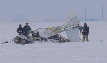 Спасатели нашли тела двоих погибших членов экипажа - фото 1