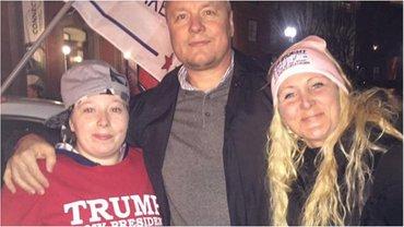Артеменко и сторонники Трампа - фото 1