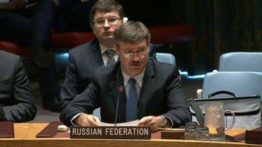 Новый постпред в Совбезе ООН от РФ - фото 1