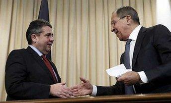 Зигмар Габриэль провел встречу с Сергем Лавровым  - фото 1