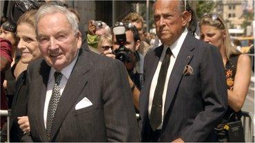 Дэвид Рокфеллер был последним из внуков первого миллиардера США - фото 1