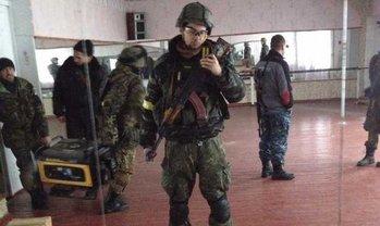Виталий Овчаренко поехал в Дебальцево добровольно - фото 1