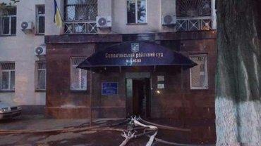 Соломенский районный суд избрал меру пресечения задержанному по делу Насирова чиновнику - фото 1