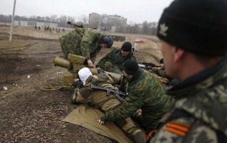 Боевики 50 раз обстреливали позиции сил АТО - фото 1