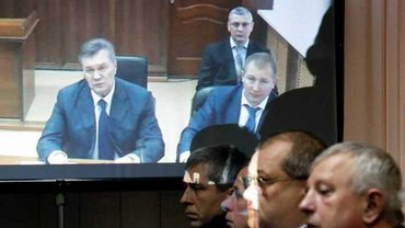 Россияне согласны на допрос Януковича - фото 1