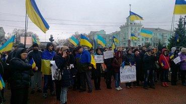 Луганчане, отстаивавшие Украину, считались у боевиков политическими преступниками - фото 1