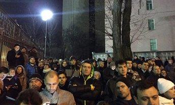 Автомайдан готов ехать к председателю суда для выбора нового судьи по делу Насирова - фото 1