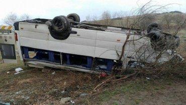 Проверка на алкоголь показала, что водитель был трезв - фото 1