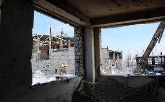 Террористы усилили обстрелы на Донецком направлении - фото 1