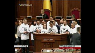 Группа нардепов пытается способствовать вызволению украинца из египетской тюрьмы - фото 1
