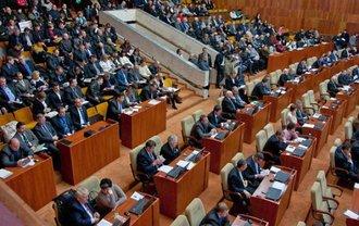 Полтавский облсовет не разделяет мнение президента и Кабмина по поводу блокады ОРДиЛО - фото 1