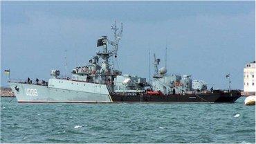 Судно направлялось в Одесскую область  - фото 1