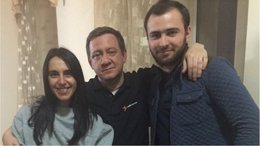Джамала, Айдер Муждабаев и Бекира Сулейманова - фото 1