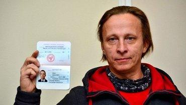 """Охлобыстин - гражданин """"ДНР"""" с декабря прошлого года - фото 1"""