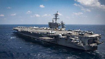 Пхеньян заявил, что может потопить авианосец США одним ударом - фото 1