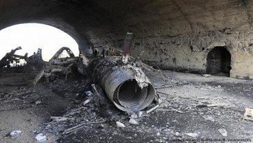 США уничтожили боеспособные сирийские боевые самолеты - фото 1