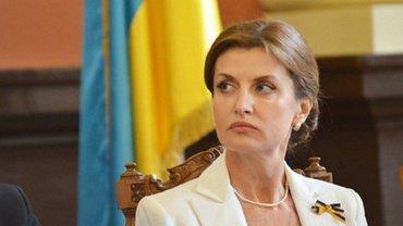 Марина Порошенко будет вести спортивную программу - фото 1