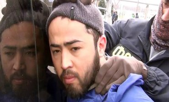 Задержание Акрама Азимова - фото 1