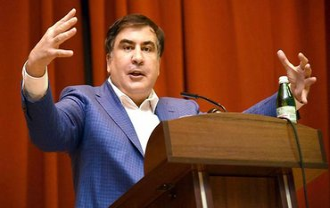 Саакашвили и Деревянко пошли на слияние партий - фото 1