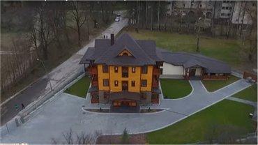 Як в Трускавці біля мінерального родовища церква побудувала готель - фото 1