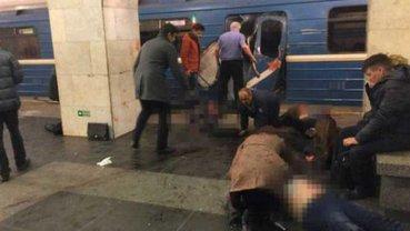 Взрыв в метро Санкт-Петербурга унес жизни как минимум 10 человек - фото 1