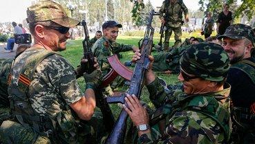 """Российские """"казаки"""" хотят зарегистрироваться в """"ЛНР"""" как общественная организация - фото 1"""