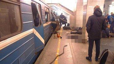 Полиция нашла взрывное устройство на еще одной станции метро Санкт-Петербурга - фото 1