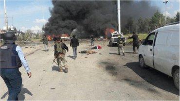 Погибли 70 человек, 130 ранены  - фото 1